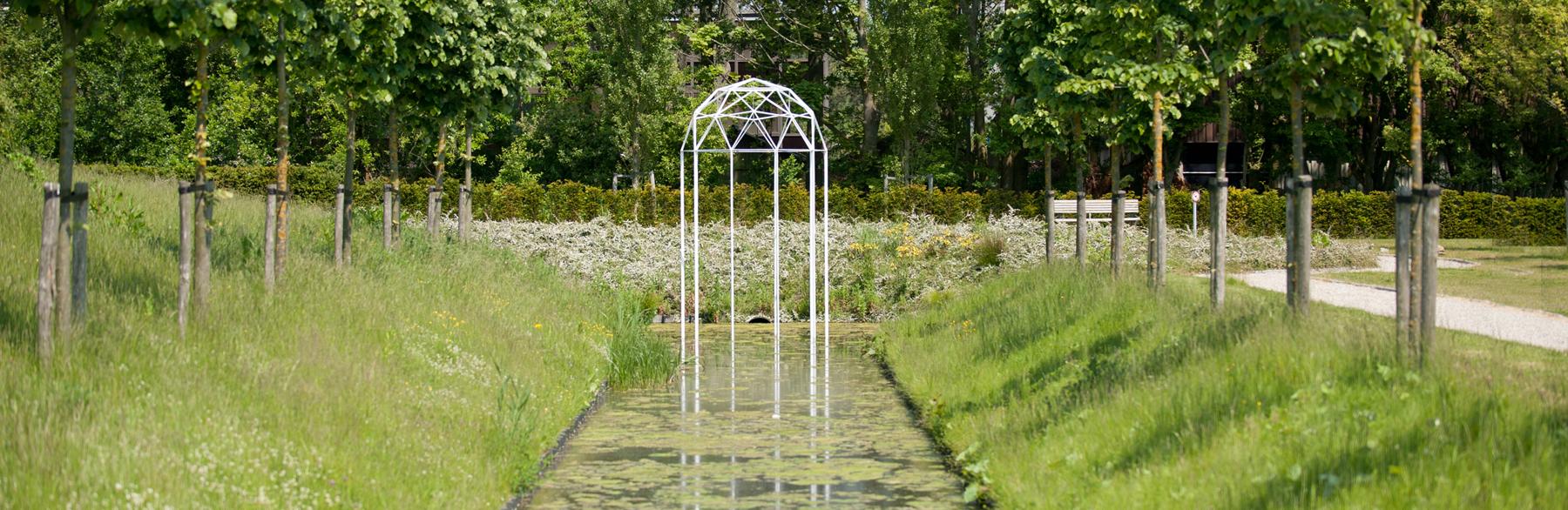 Begraafplaats Rhijnhof Leiden