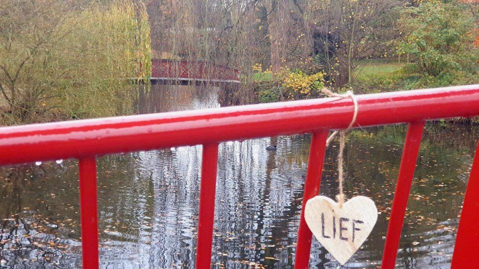 Hart van Herinnering Begraafplaats Rhijnhof Leiden